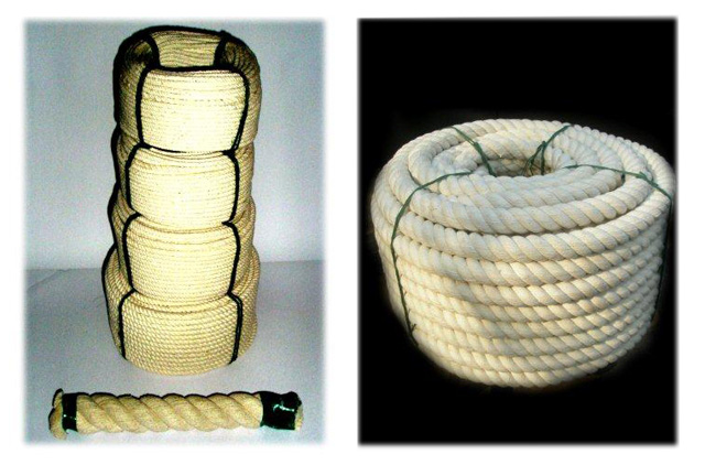 Cotton Ropes and elephant rope