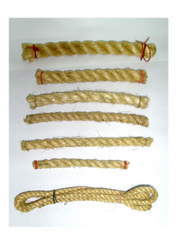 Sisal Rope In Various Sizes